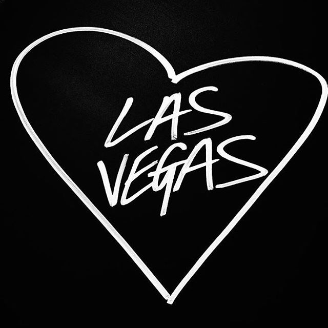 Our thoughts, prayers and hearts are with all affected in #LasVegas ❤