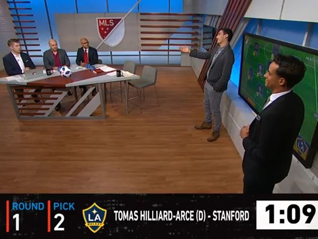 MLS SuperDraft 2018