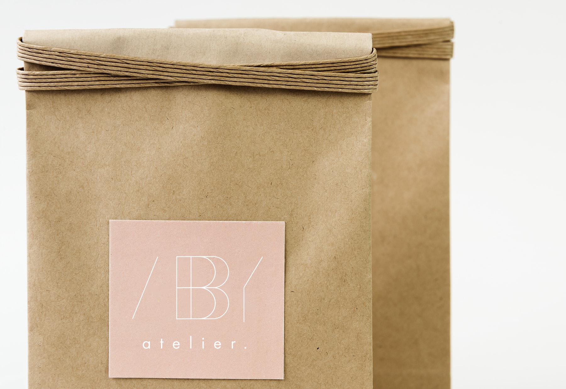 Atelier Abby branding