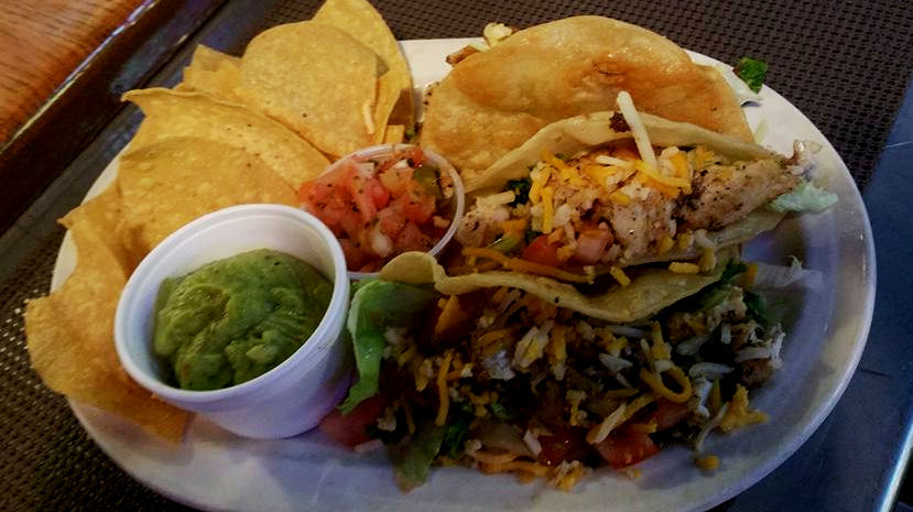 Street Tacos - South of the Border