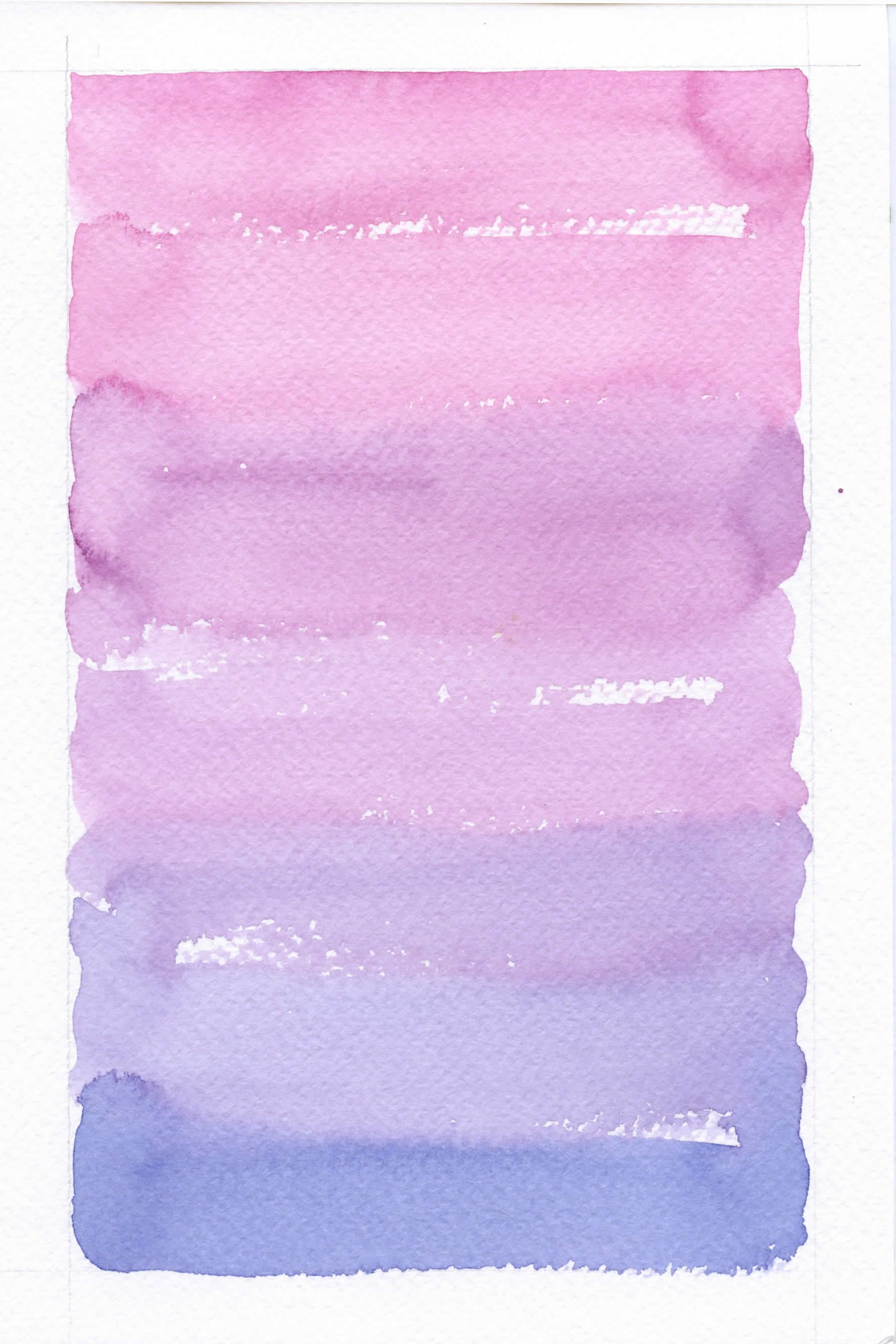 Color Transition Watercolor Backgrounds