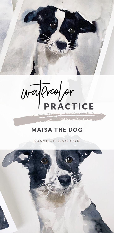 Watercolor Dog Maisa Pin.JPG