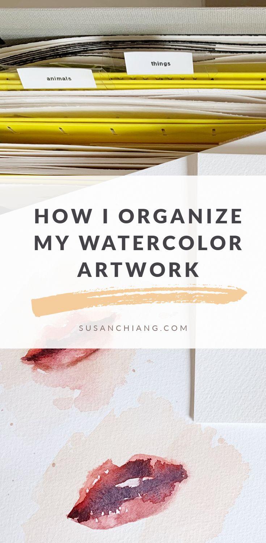 How I Organize My Watercolor Artwork_Pinterest.jpg