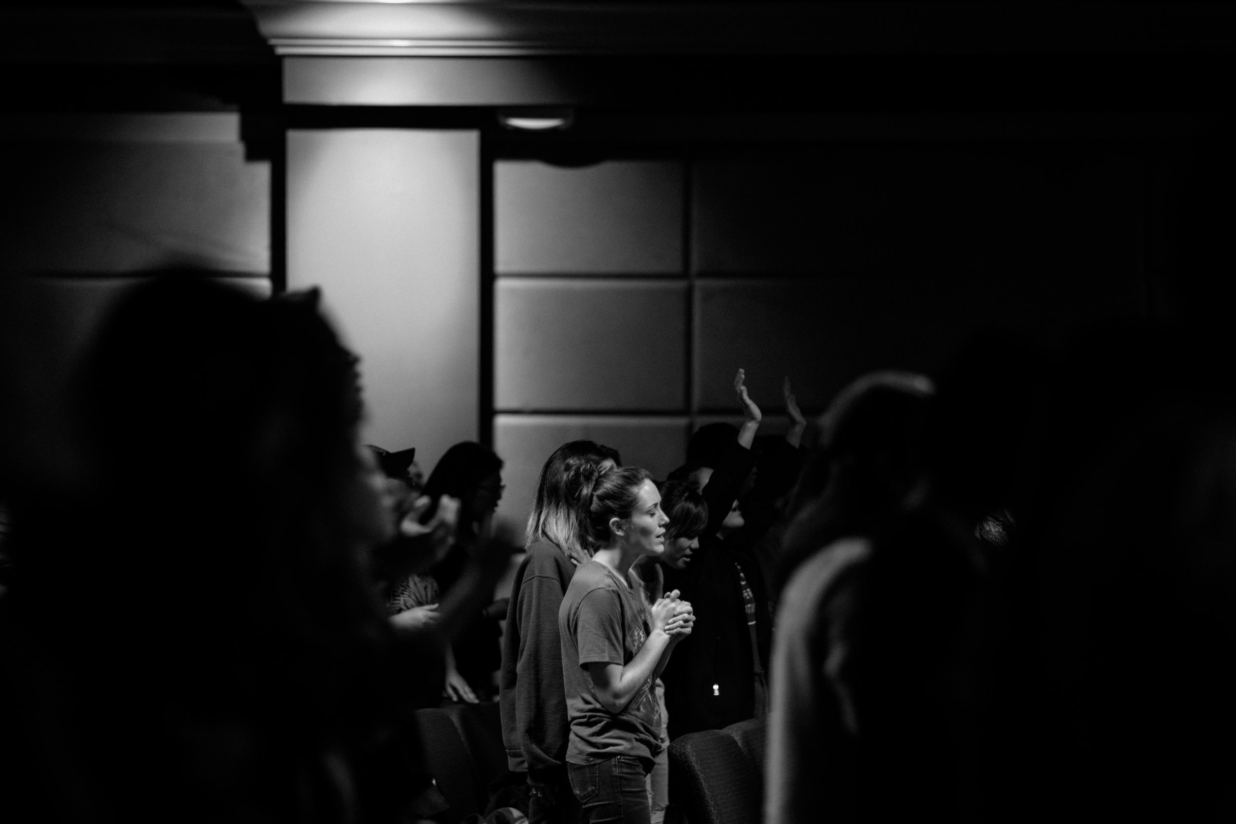presence - We value people having a deep and personal relationship with God. We believe people will meet with God through His personal presence. Therefore, we will teach and preach on having a deep, intimate, personal relationship with God.