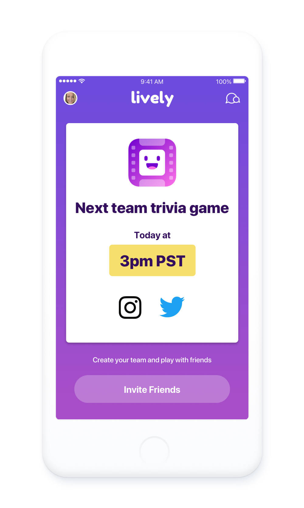 Less time constraints. - Games begin daily and 3PM and 7PM PT. Each session lasts 30 minutes. Join in at anytime during that 30 minute period to be placed on a team and play! Your team will compete against other teams playing during that same 30 minute period.