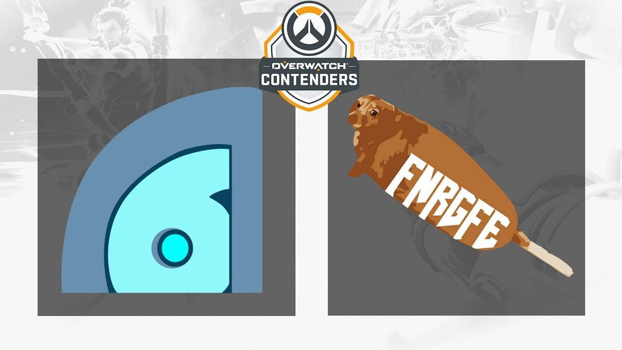 Arc 6, formerly known as Yikes!, squaring off against another unsigned team FNRGFE.
