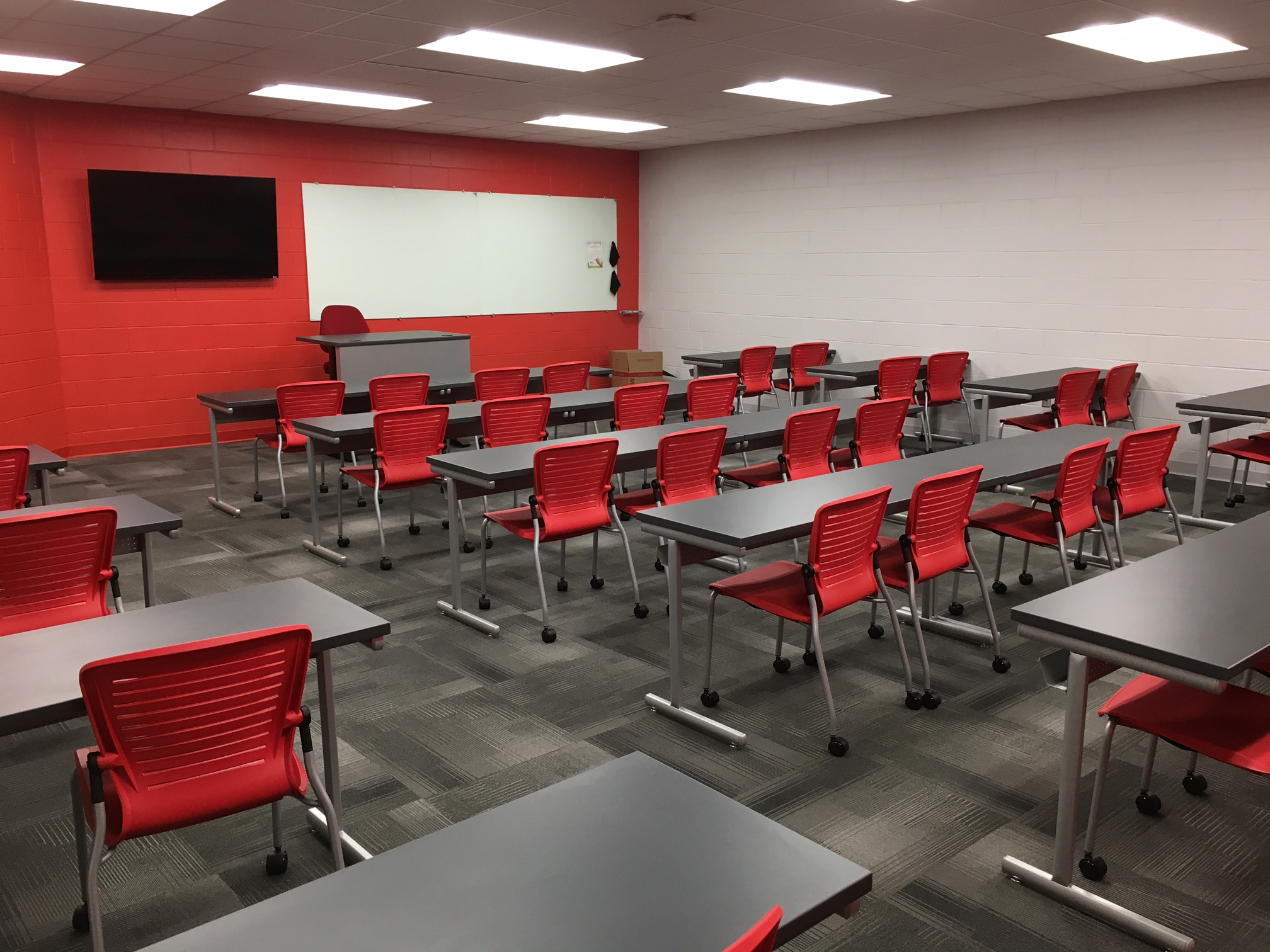Jacksonville State University - Active Learning Table Install Pic 6.JPG