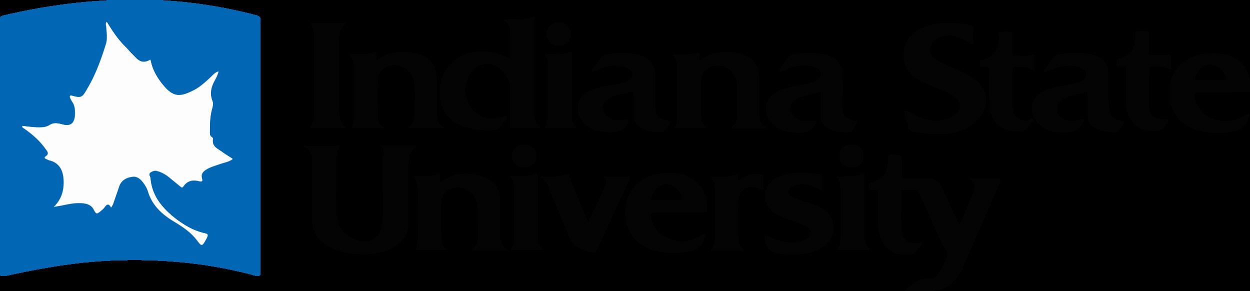 [Logo] Indiana State University.png