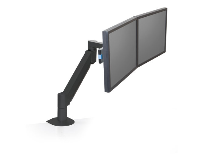 7500 - Wing - Fully-articulating Dual Monitor Arm