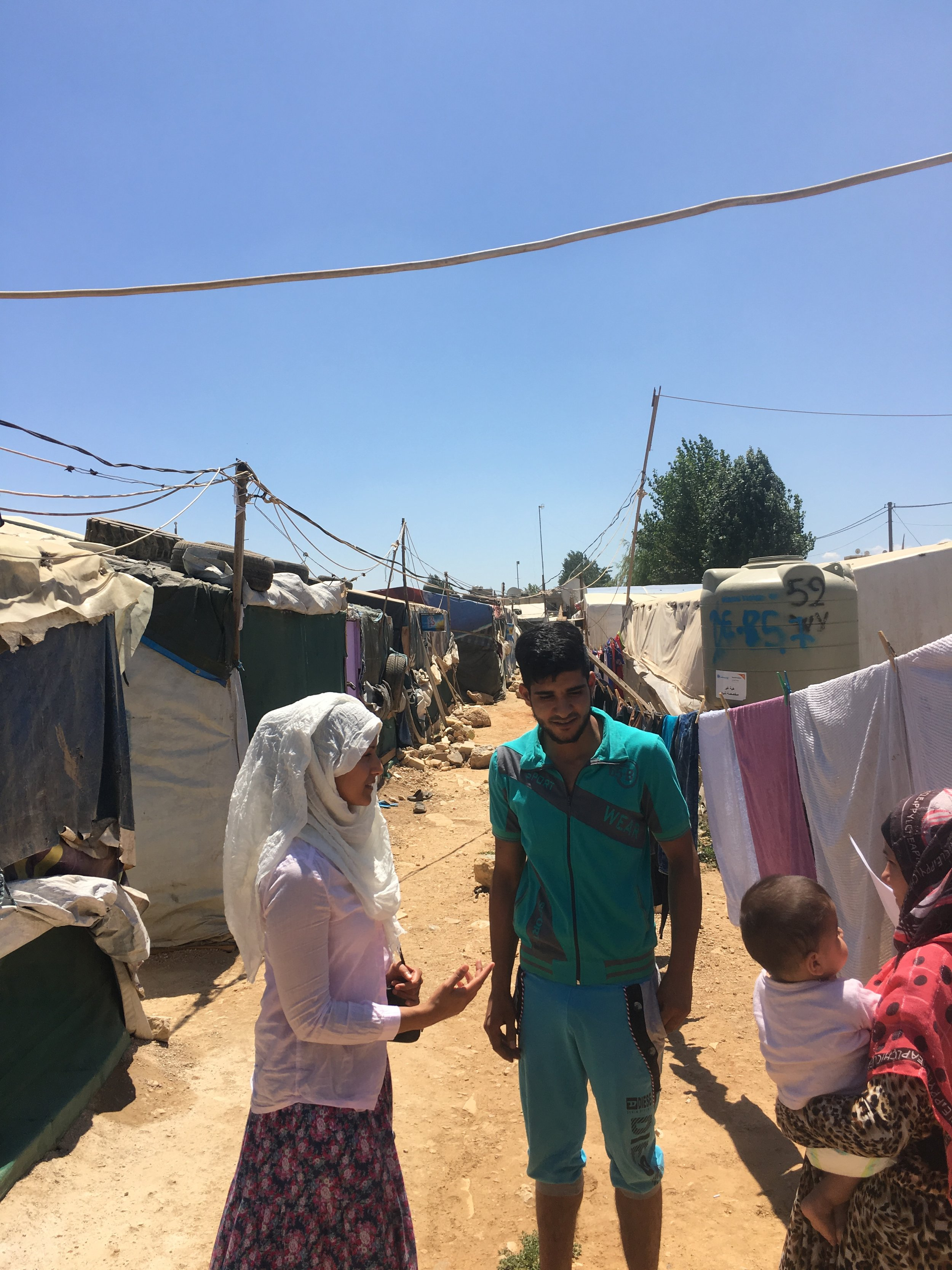 Lebanon Camps