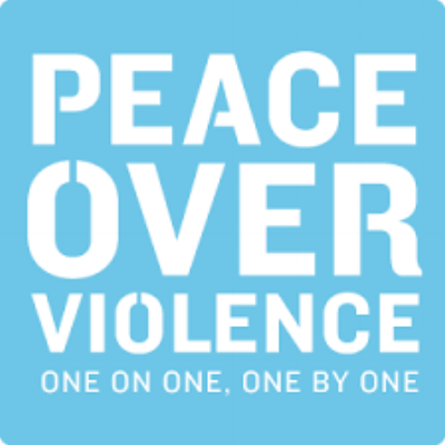"""PEACE OVER VIOLENCE    I was actively involved at  Peace Over Violence  (POV) in many ways, as a Certified Trained Crisis Counselor and Trainer to new counselors,Advocate, Violence Intervention Specialist and Voices Over Violence Speaker. Whether I served on the crisis hotline, responded to crisis in hospitals or to law enforcement, or spoke to the community to raise awareness and educate or share my own personal story, the opportunities and experiences shaped me as a person. Not only did it provide lifelong skills to counsel and work with those experiencing trauma and crisis (relating to sexual abuse and domestic violence) it helped with my own healing. I am DESTINY OVER VIOLENCE and SEXUAL ABUSE!   POV's MISSION:    """"Building healthy relationships, families and communities free from sexual, domestic and interpersonal violence."""""""