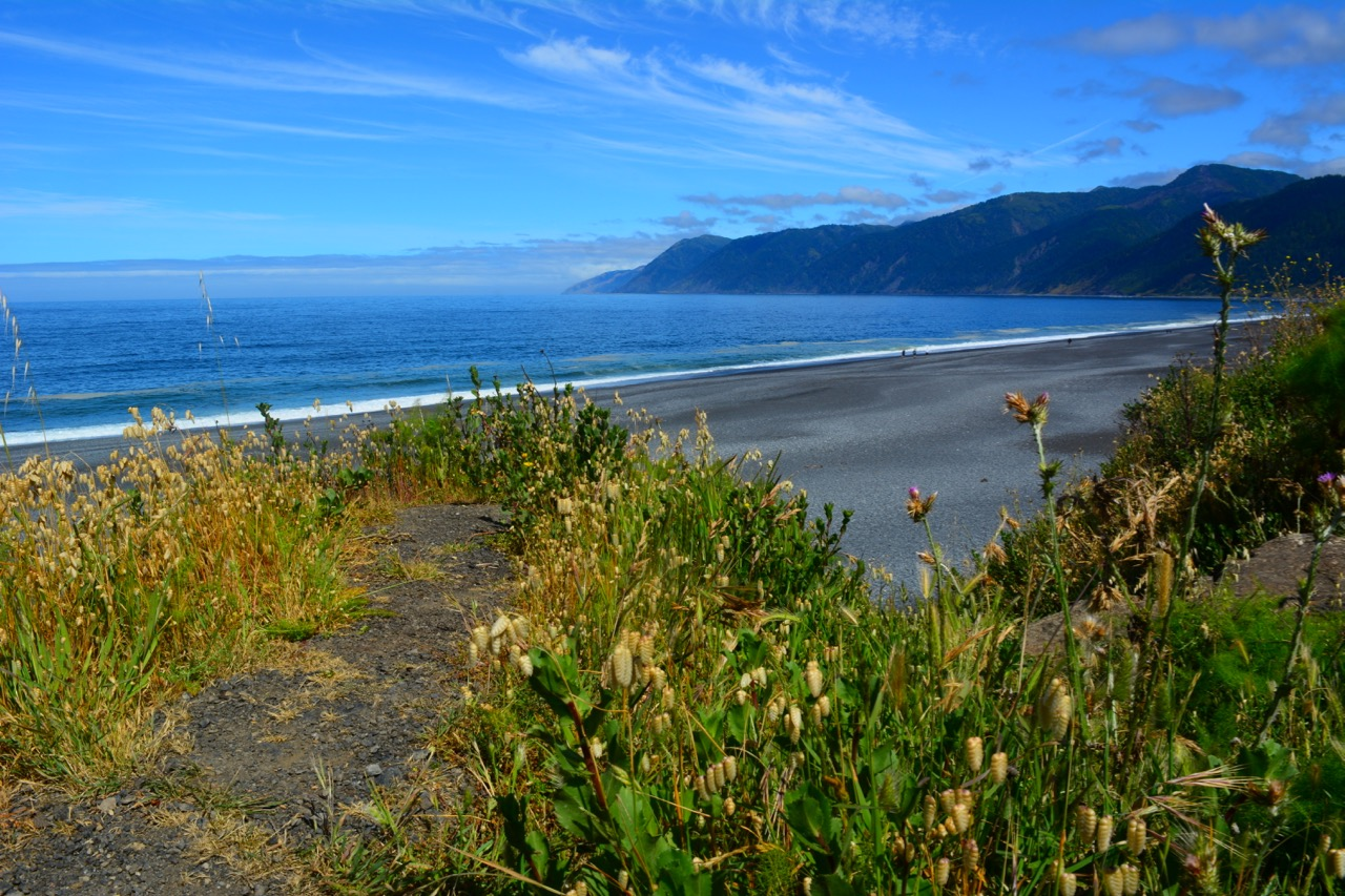 the Lost Coast -    Get off the beaten path, to the wilds of the King Range and the IMBA Designed Paradise Royale trail network. Great riding, epic scenery and Cliff-side lodging before continuing on to Wine Country and the birthplace of the mountain bike.