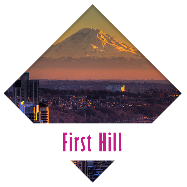 FIRST HILL LUXURY CONDOS FOR SALE
