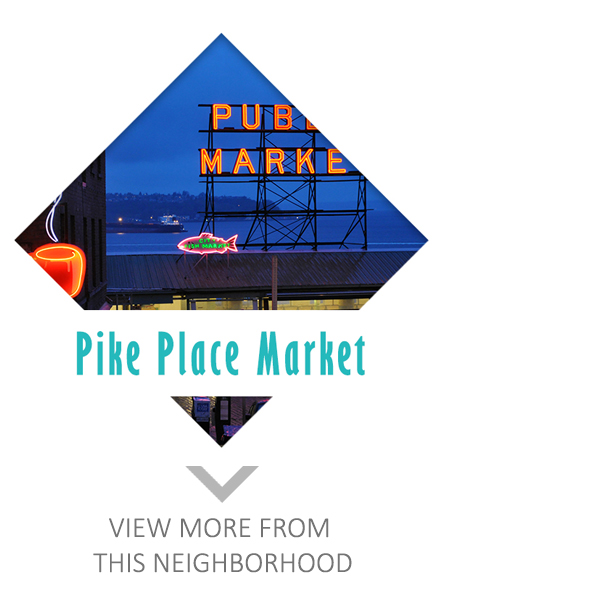 Pike Place Market Luxury Condos For Sale