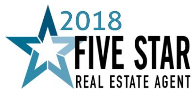 2018 Five Star Real Estate Agents