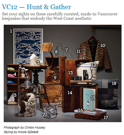Vancouver Guest Life Magazine