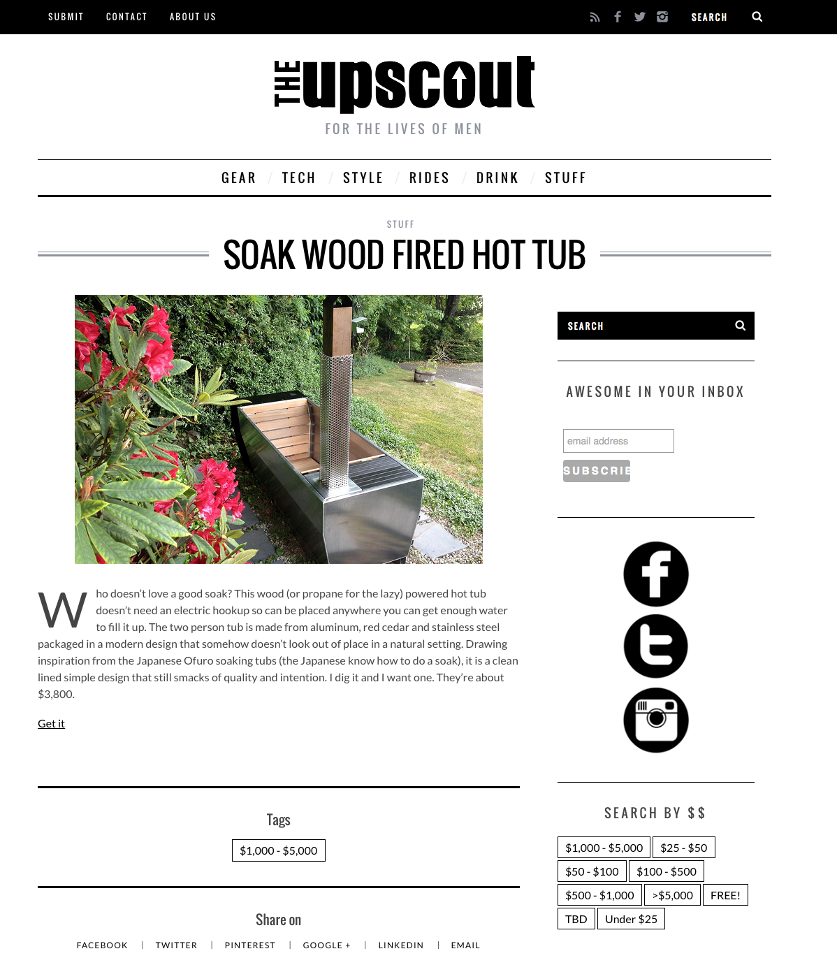 The Upscout