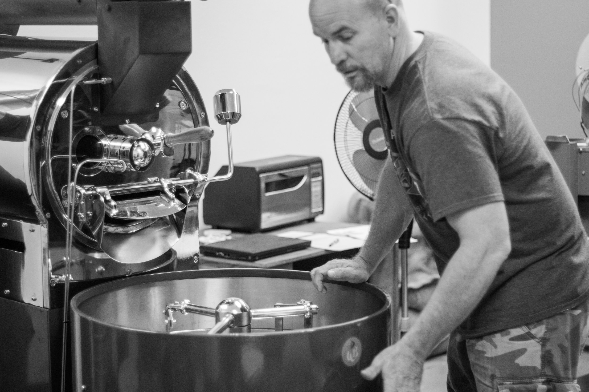 Fresh Roasted - Each batch is roasted with particular attention to the unique characteristics of the bean while ensuring consistency in the profile of each roast.