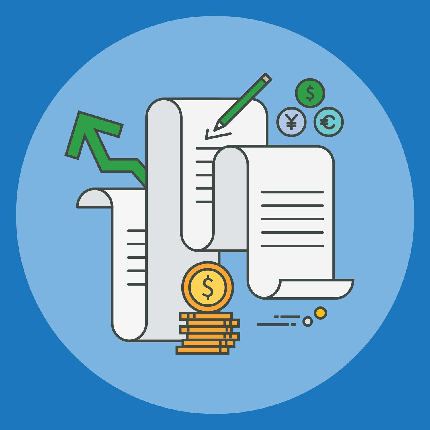 Setup - Setup payroll schedule (employee pay date, tax due date, and tax file deadlines), setup ACH direct withdrawal for employers tax payments and employees direct deposit, setup client and employee portal for access to payroll system.