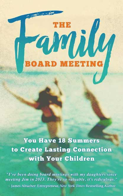 Jim's Book, The Family Board Meeting