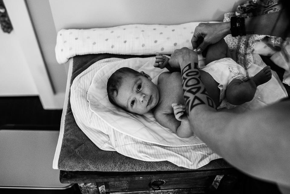 Fairfield County Lifestyle Newborn Photographer