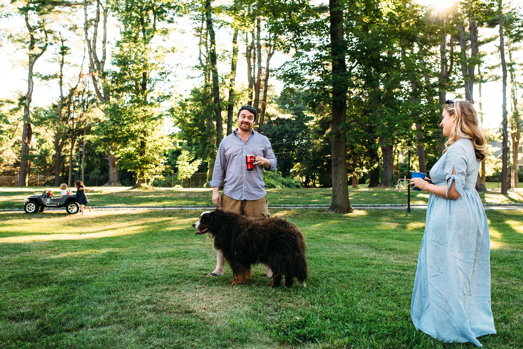 Fairfield County Family Photographer