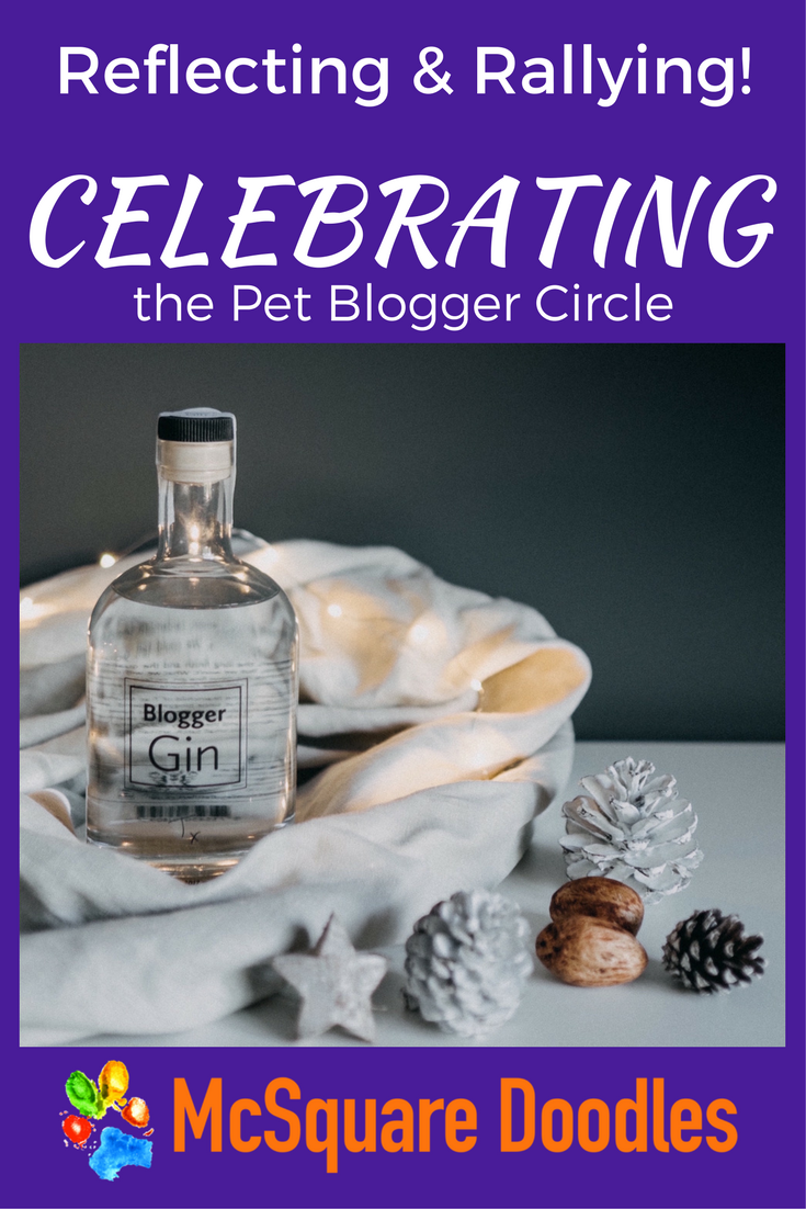 Reflecting & Rallying! Celebrating the Pet Blogger Circle with GoPetFriendly.com's 2018 Pet Blogger Challenge
