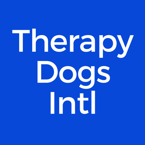 Graphic for linking to Therapy Dogs International home page