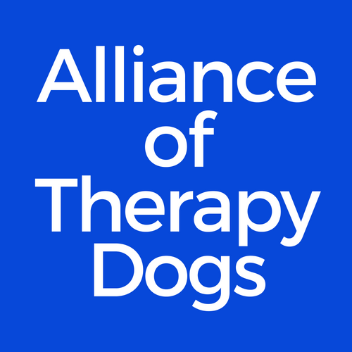 Graphic for linking to Alliance of Therapy Dogs home page