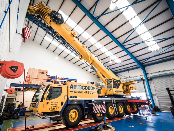 AINSCOUGH CRANE HIRE