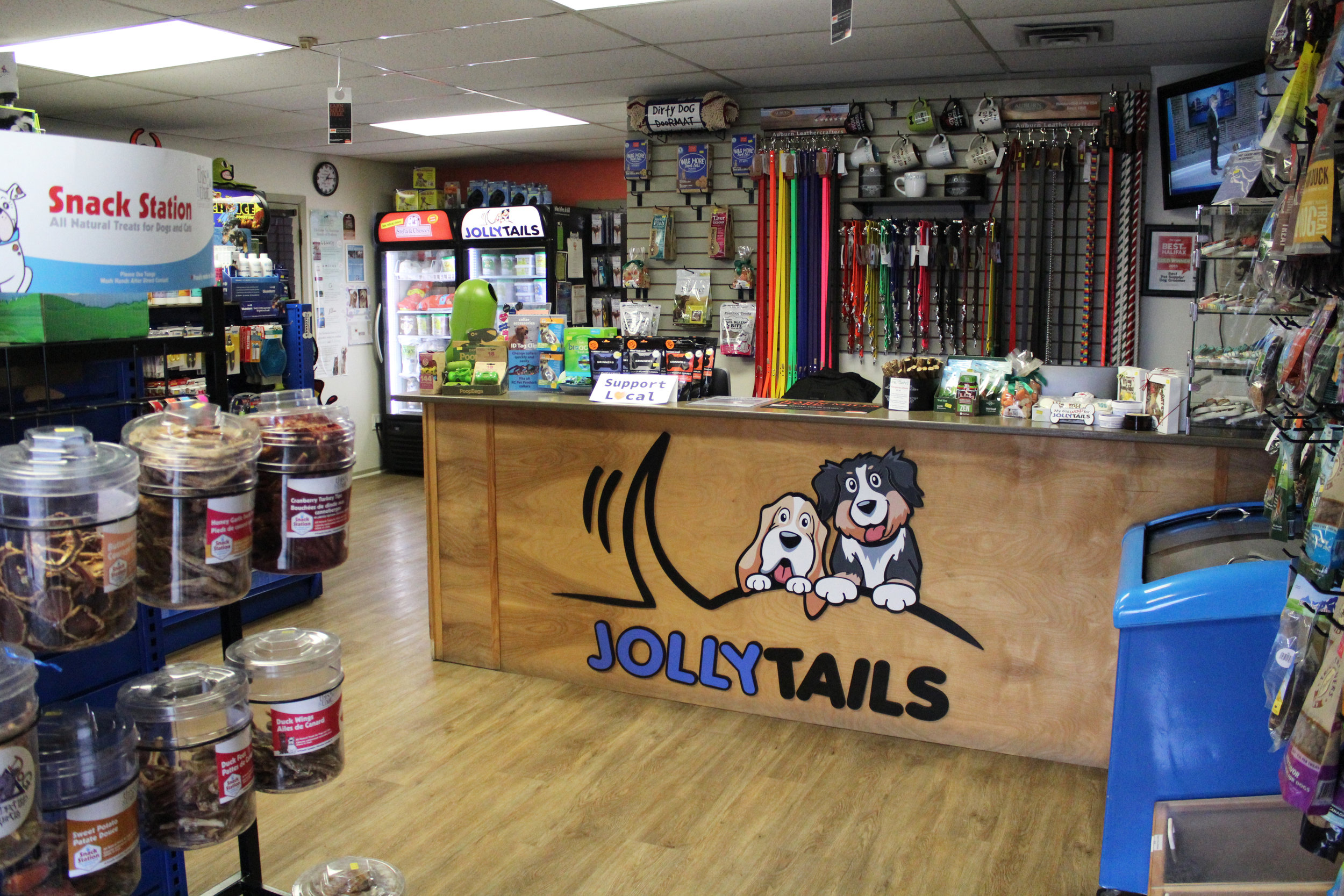 Halifax & Dartmouth's One-Stop Pet Shop   Pet Store    Learn More