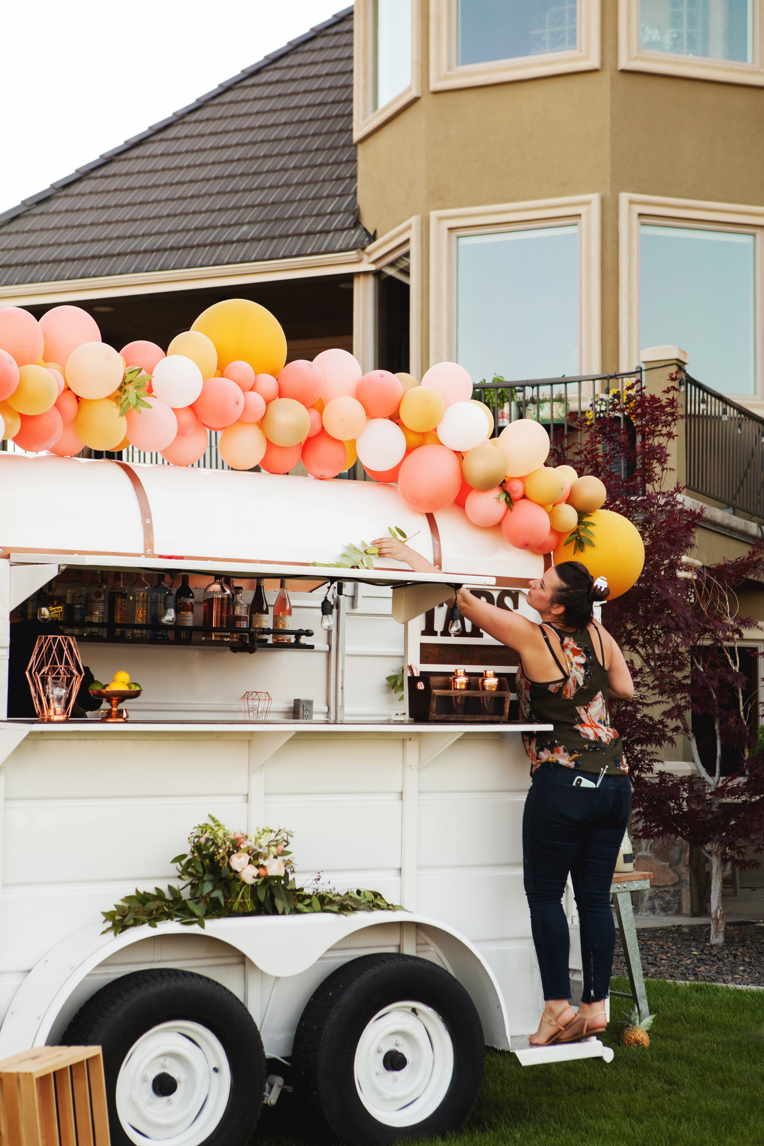 SUMMER 2019 | FEATURE | @PATTY WAGON TAPS  PICTURED | KATE BONDERMAN | @POSH PARTY BEBES  PHOTO CREDIT | MEGHAN RICKARD @ADOREDBYMEGHAN
