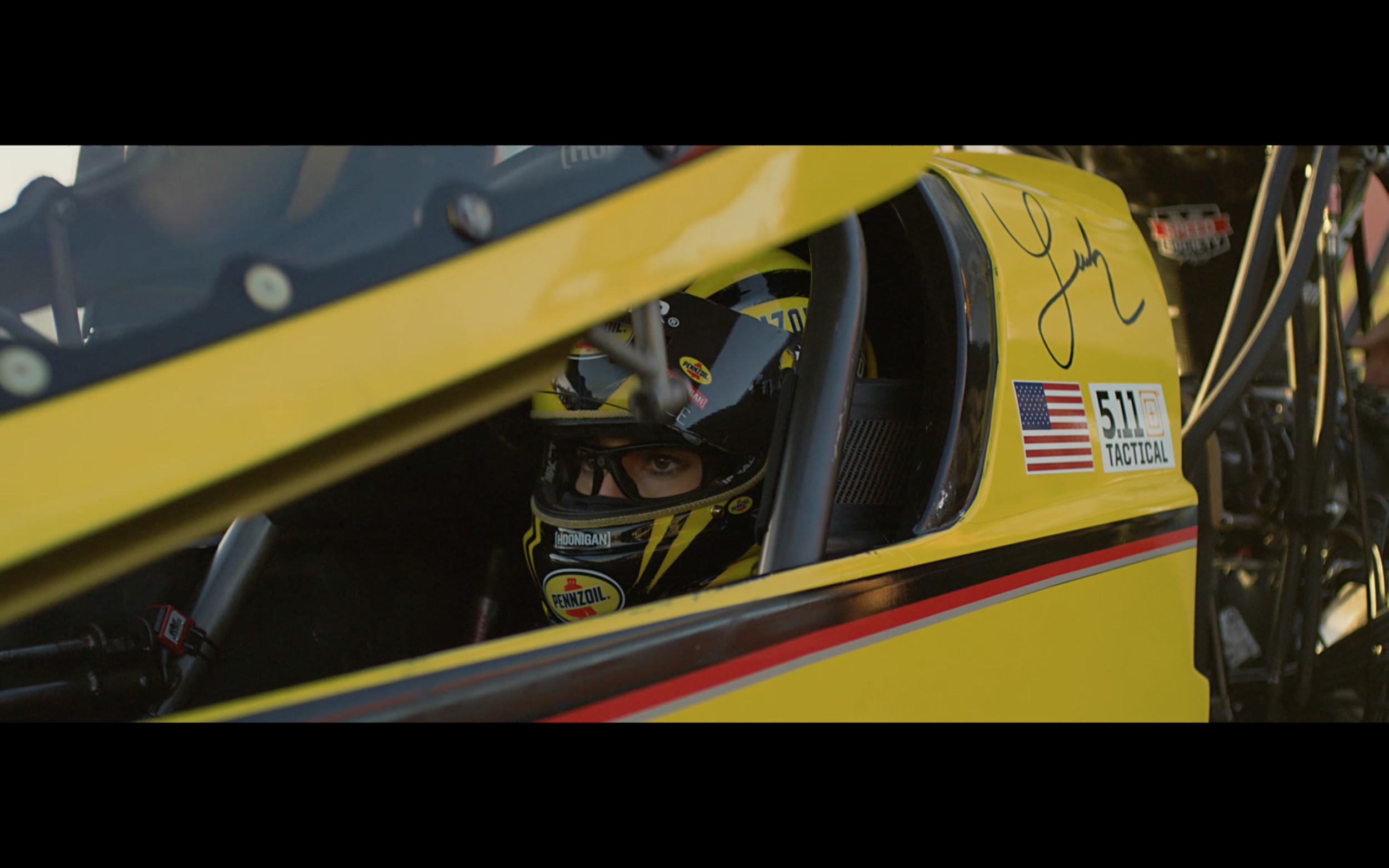 MAKE THE SWITCH - Pennzoil