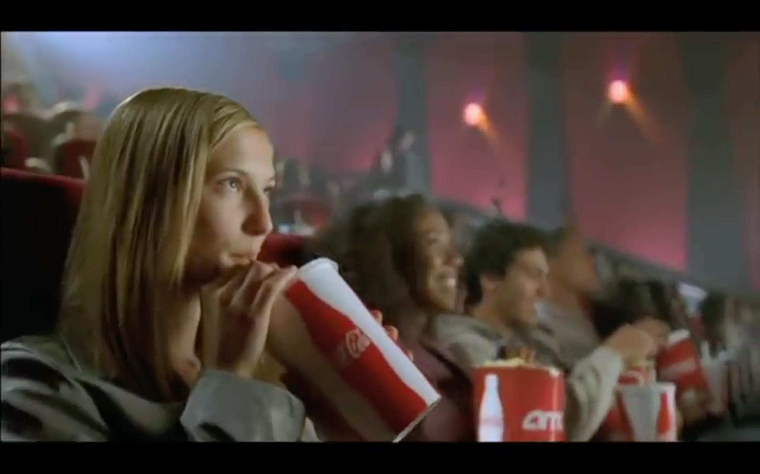 MAGIC CHAIRS - Coca-Cola