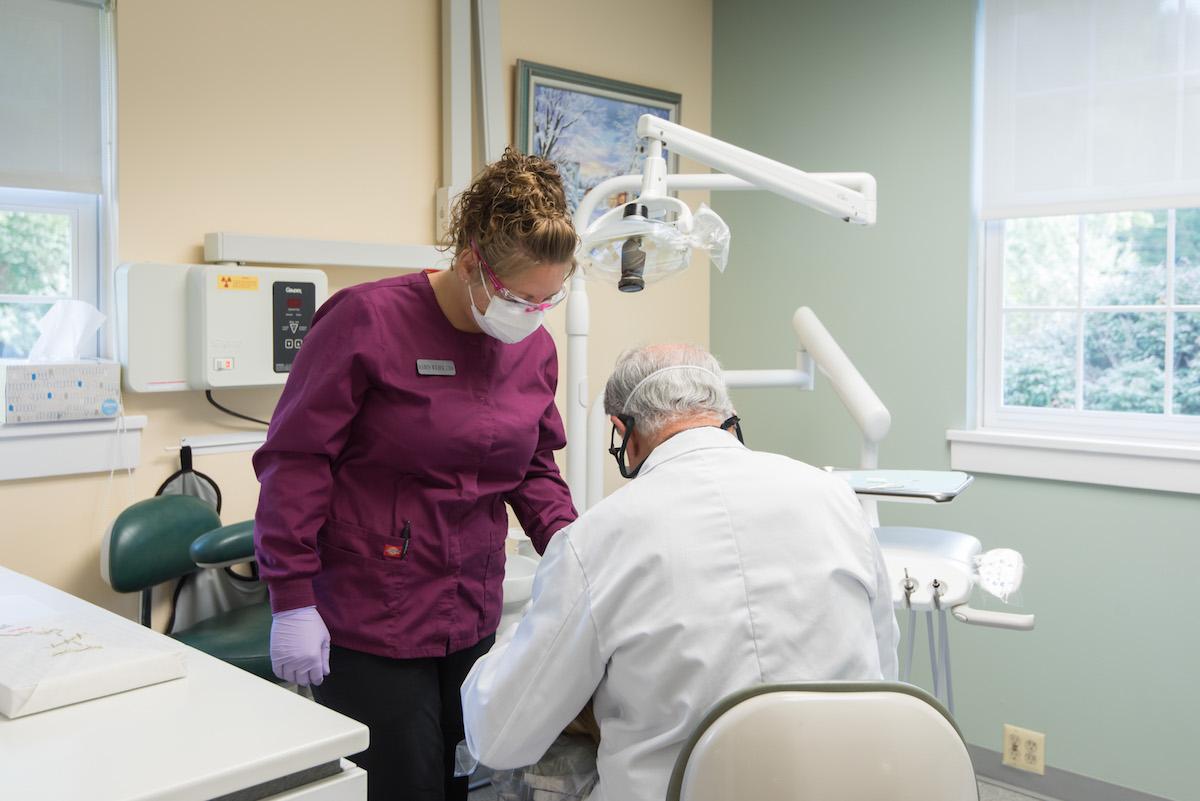 Dr-Louis-Beaudette-and-Karen-Wilber-CDA-Deeerfield-Valley-Dental-Care