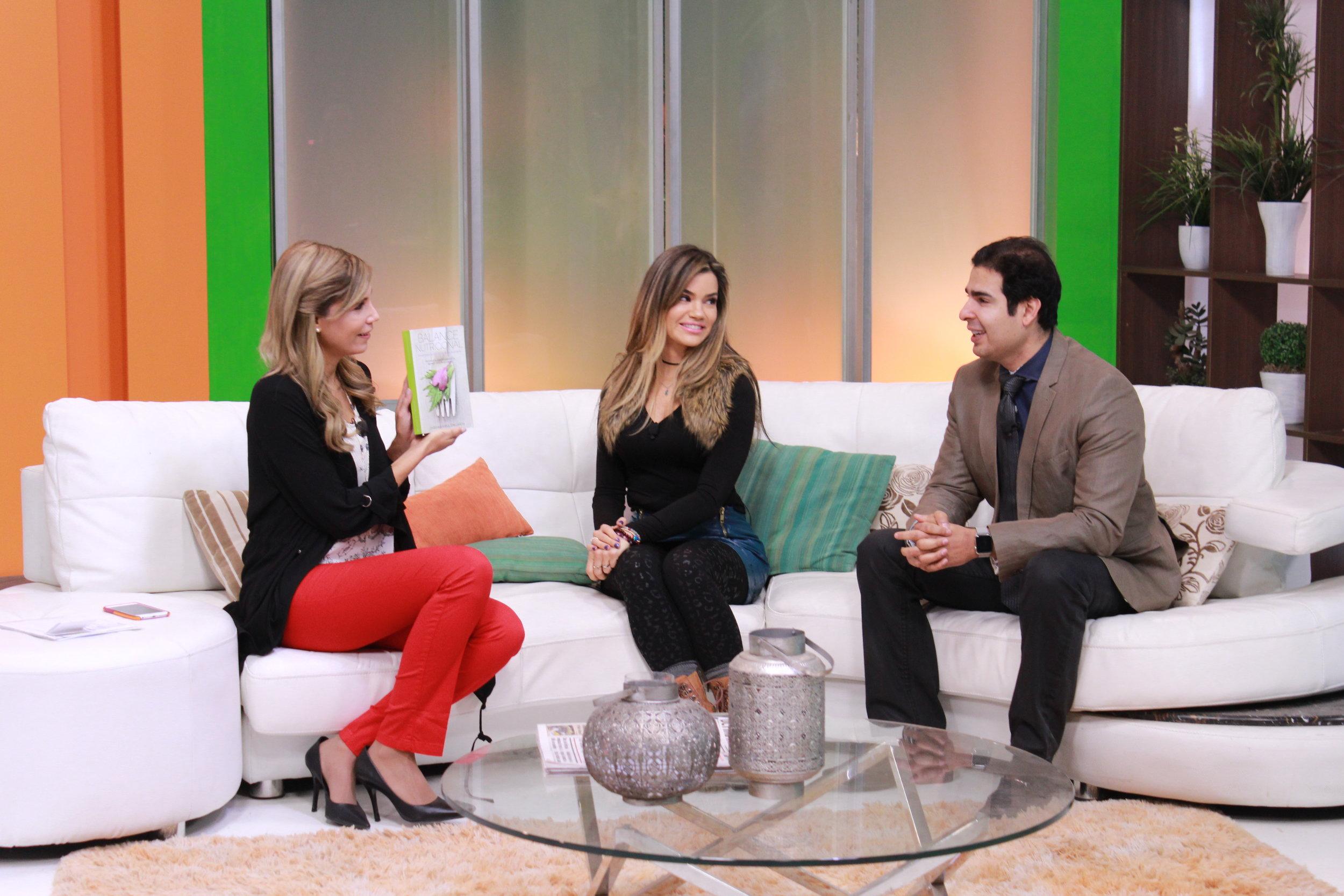 TELEVISIÓN PARAGUAY, PROGRAMA VIVE LA VIDA