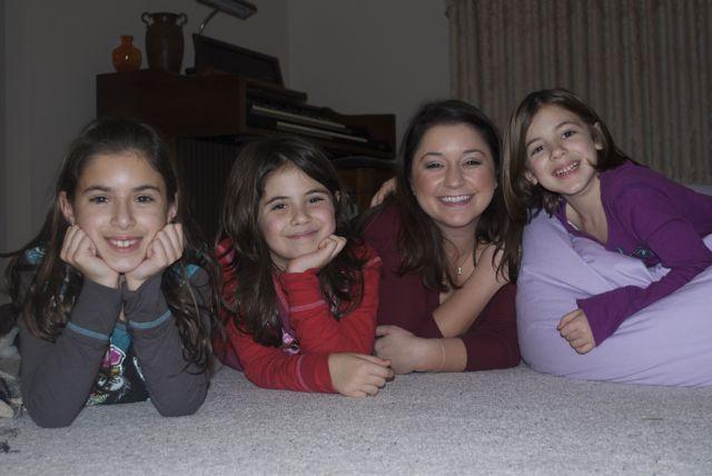 The Beautiful Machado Girls with Sierra