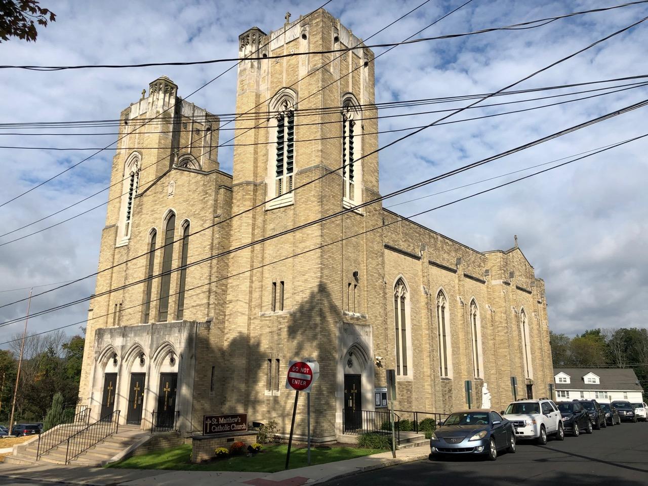 St. Matthew's Catholic Church, East Stroudsburg, PA