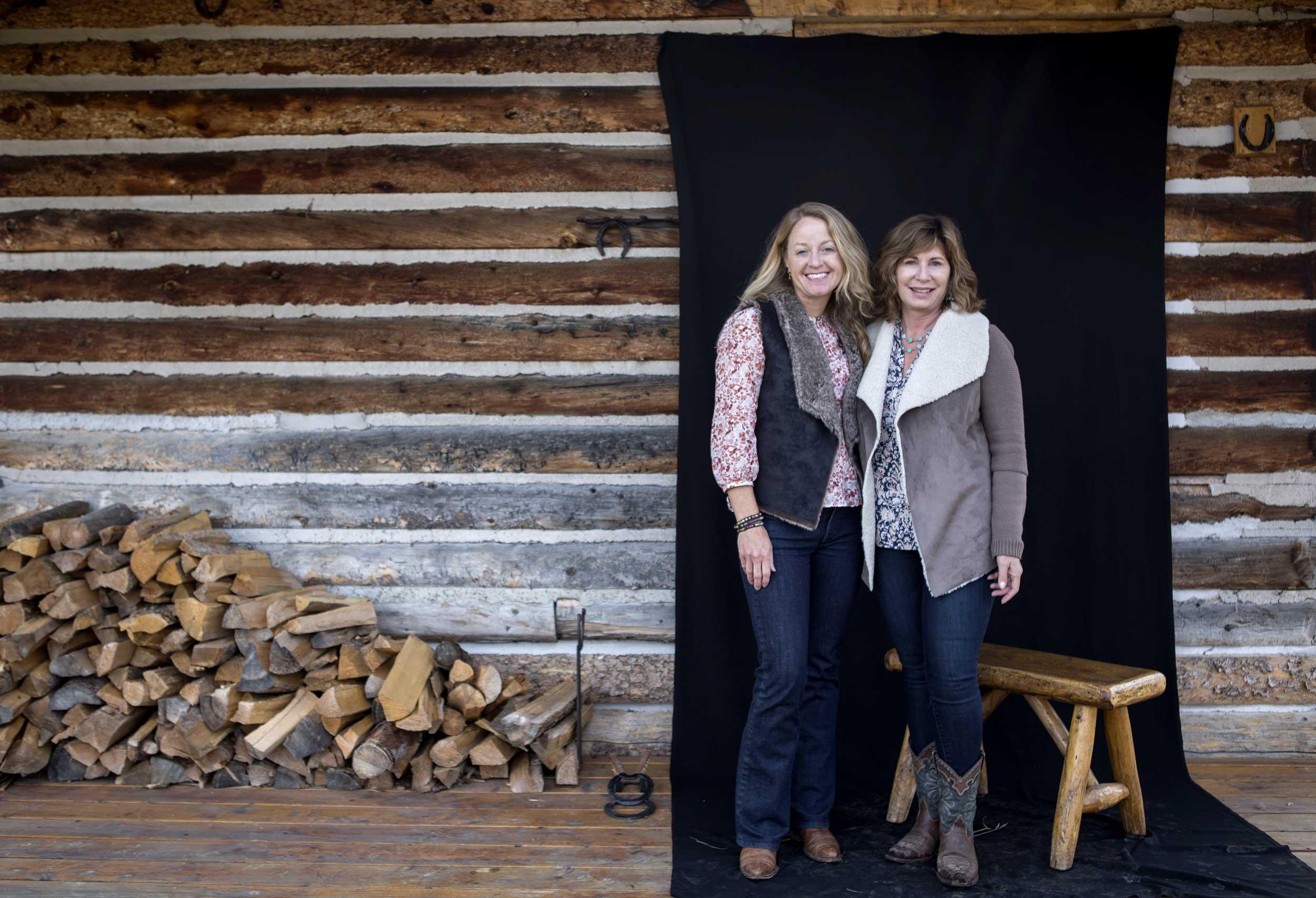 Laura Riordan and Linda Lesem Dare to Detour