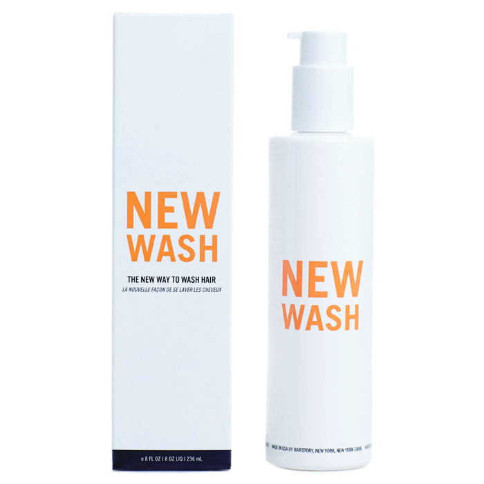 New Wash Hair Product