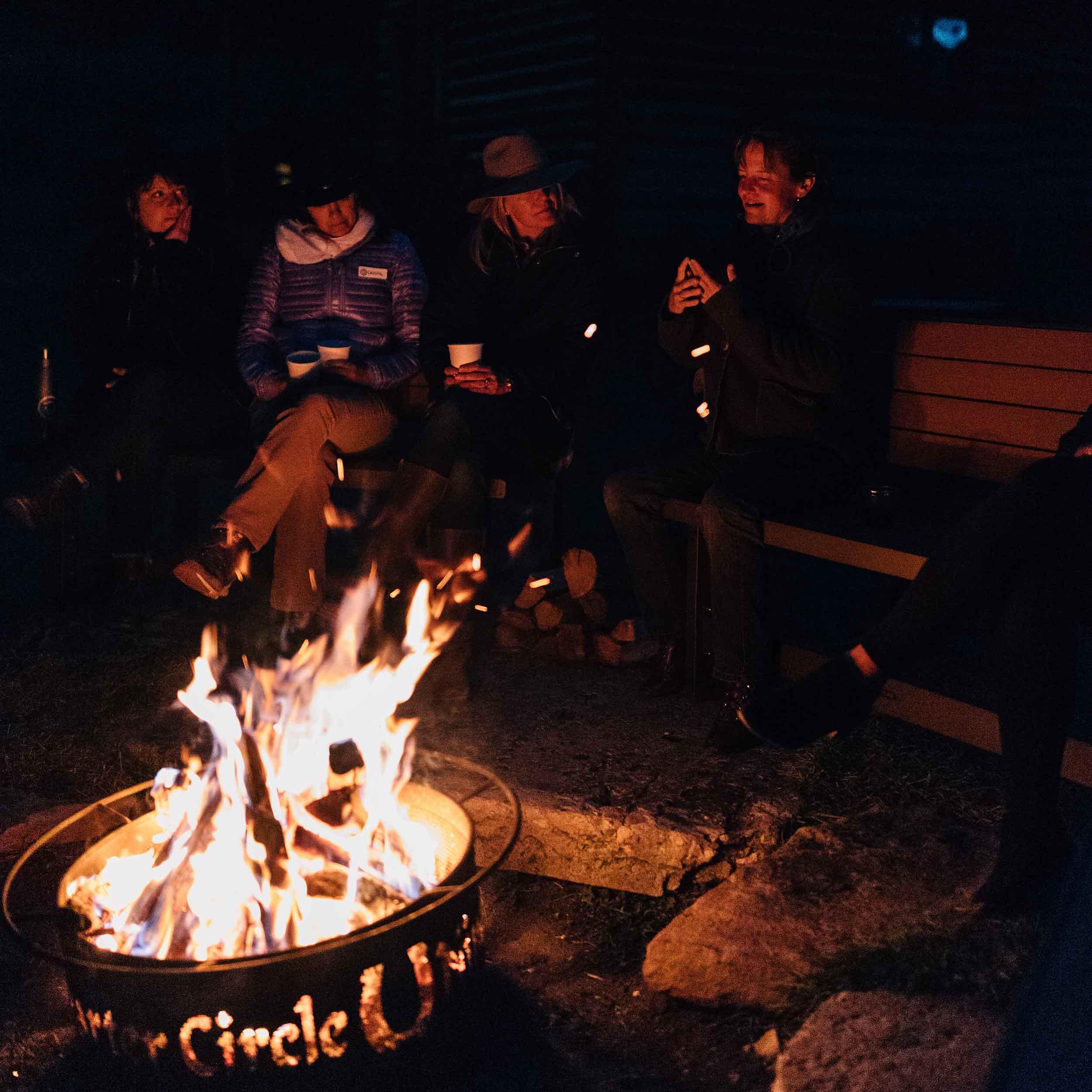Lorca Smetana Campfire Dare To Detour