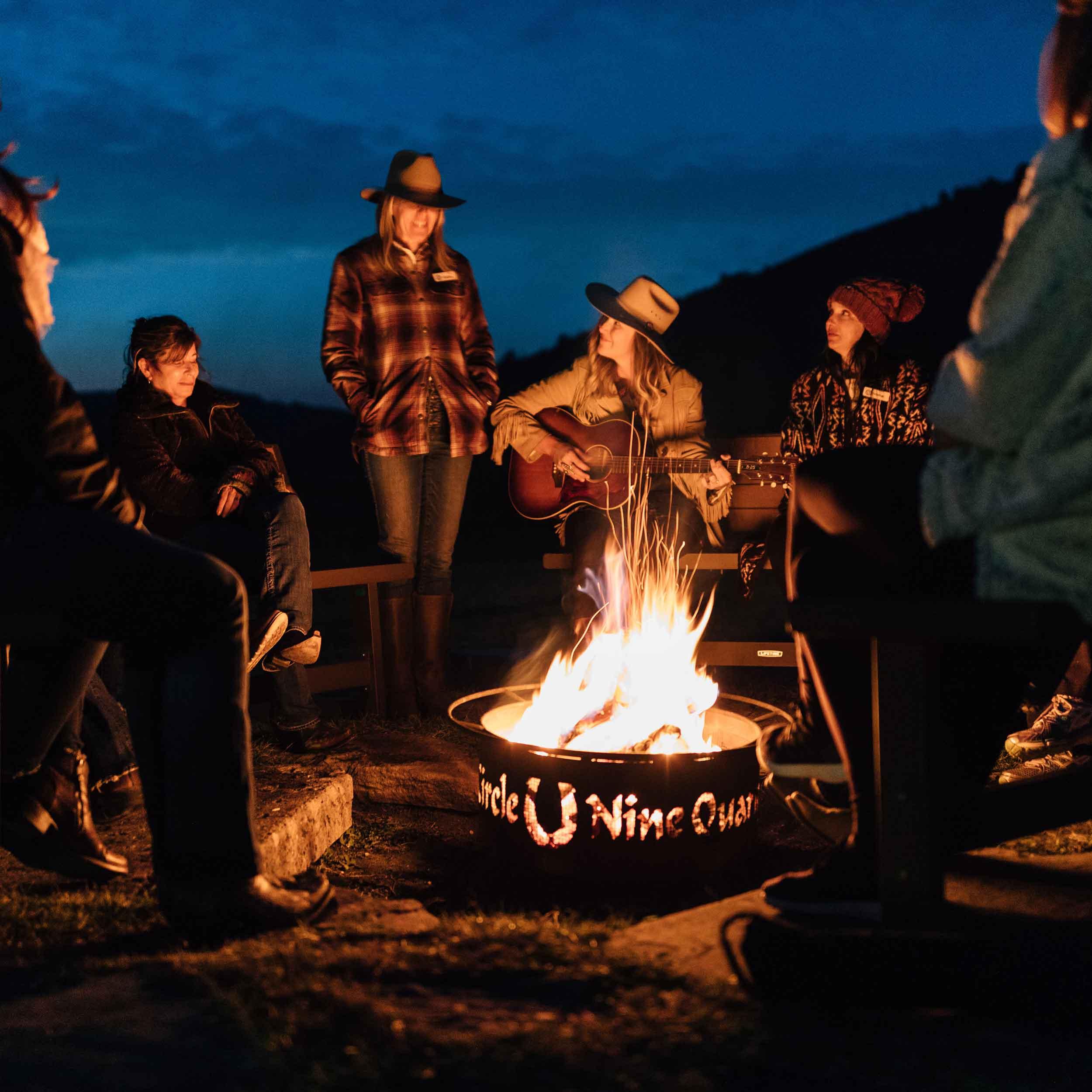 Campfire Conversation Dare To Detour