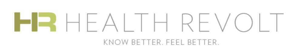 Health Revolt logo