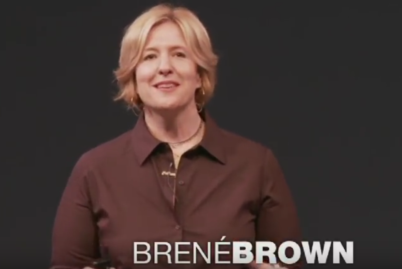 Brené brown's