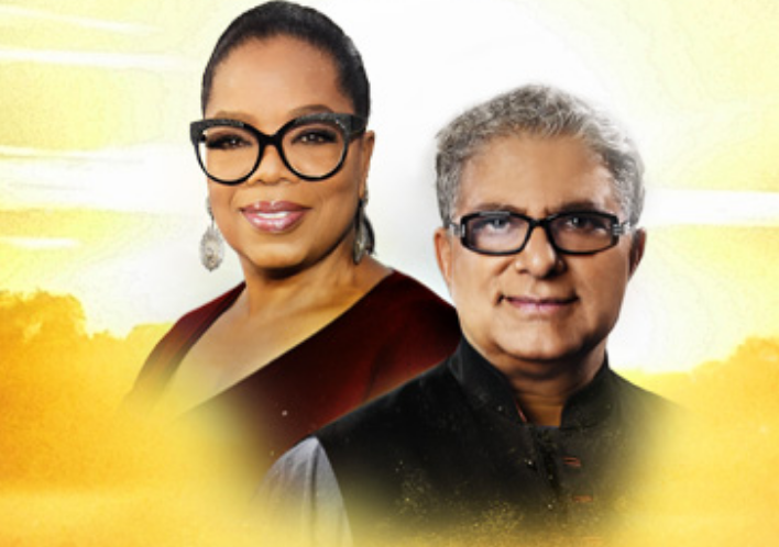 Oprah & Deepak's 21 day meditation experienceS - I started my meditation practice with Oprah and Deepak and their 21 Day Meditation Experiences. These meditations are free as they are released. They begin with poignant introductions from Oprah and Deepak and then we move into mantra-based meditations with Deepak. Get ready to be inspired!