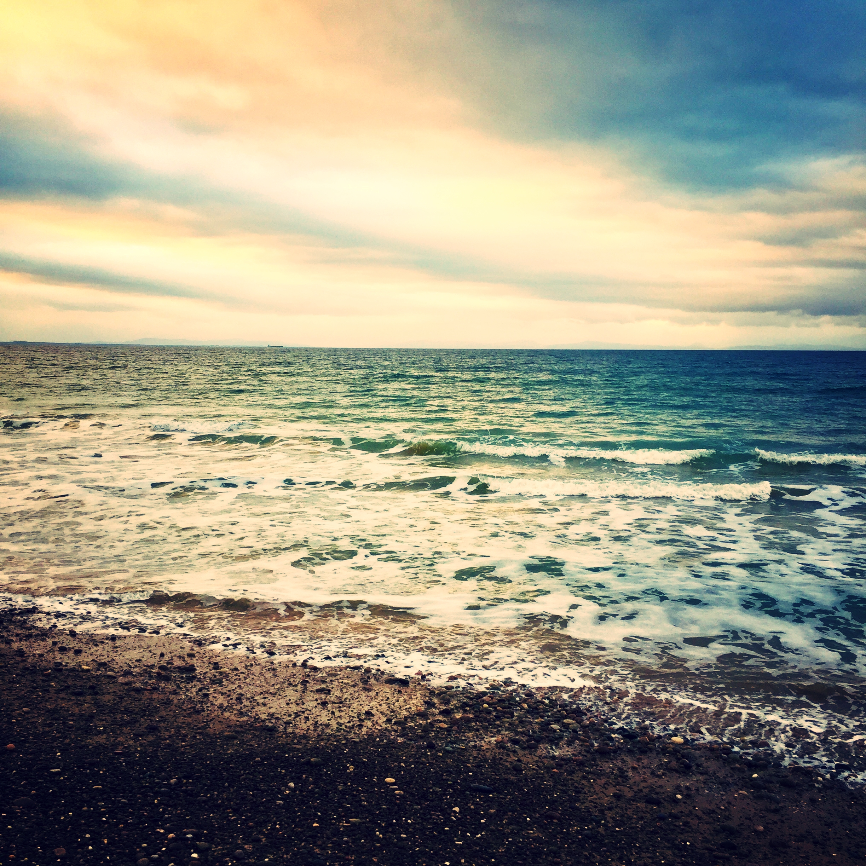 Findhorn Beach, Scotland