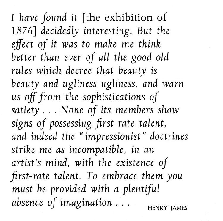 Henry James on Impressionism.jpg