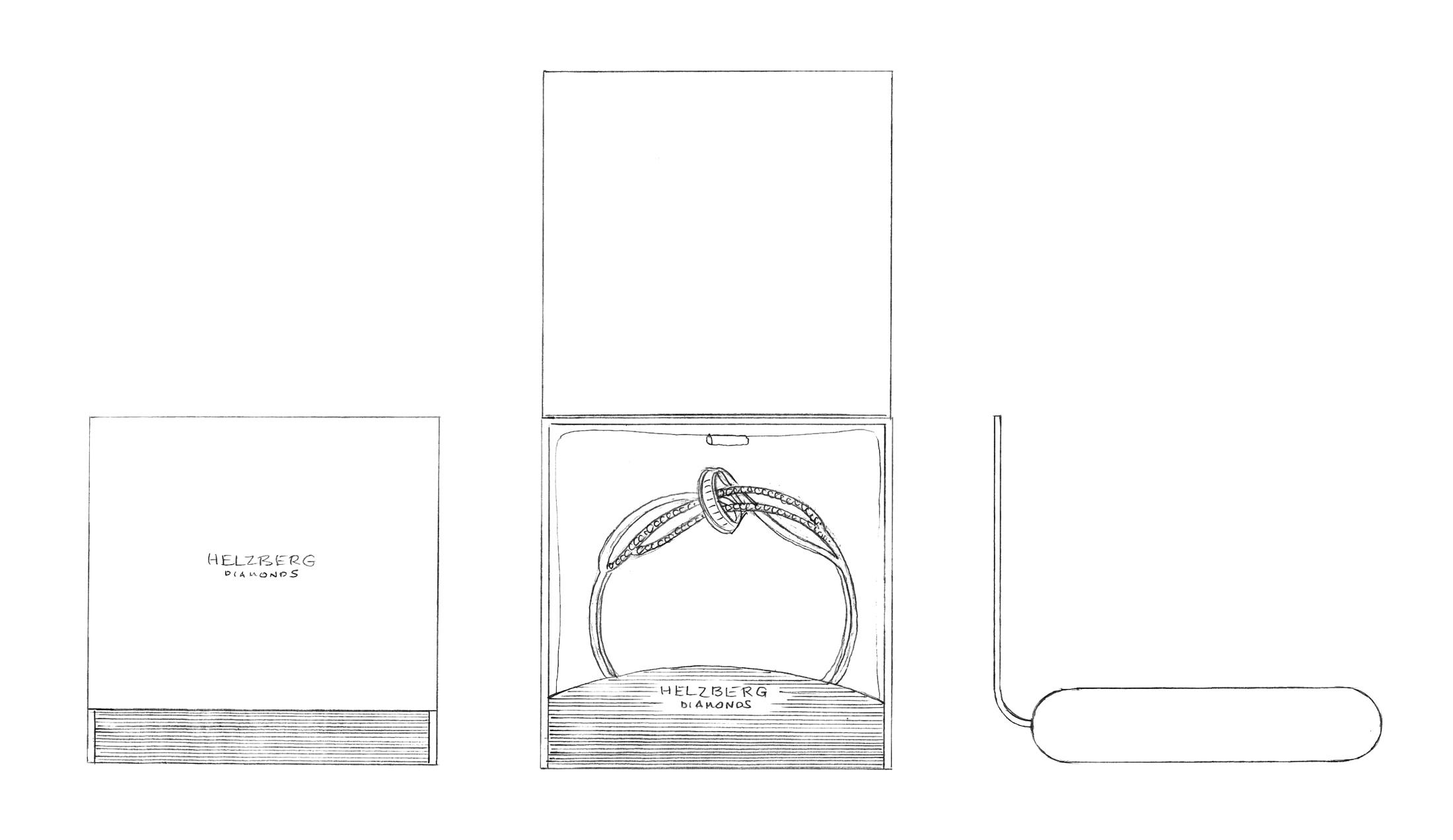Bracelet box.
