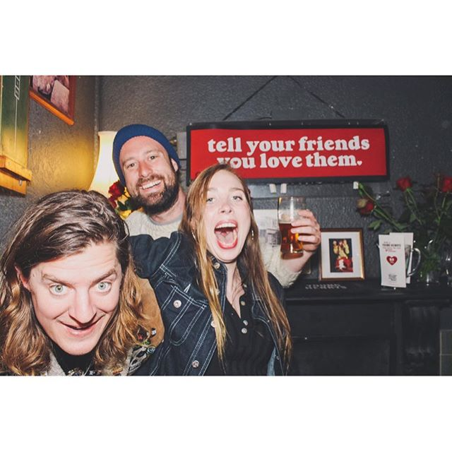 Got the photobooth photos back from the Celebration of Friendship party at the Rochester. Going to be releasing a batch a day to keep the love and smiles flowing. Love you guys. ❤️❤️❤️❤️ TELL YOUR FRIENDS YOU LOVE THEM @therochey #tellyourfriendsyoulovethem  #celebrationoffriendship #loveyou #cheerstoyou