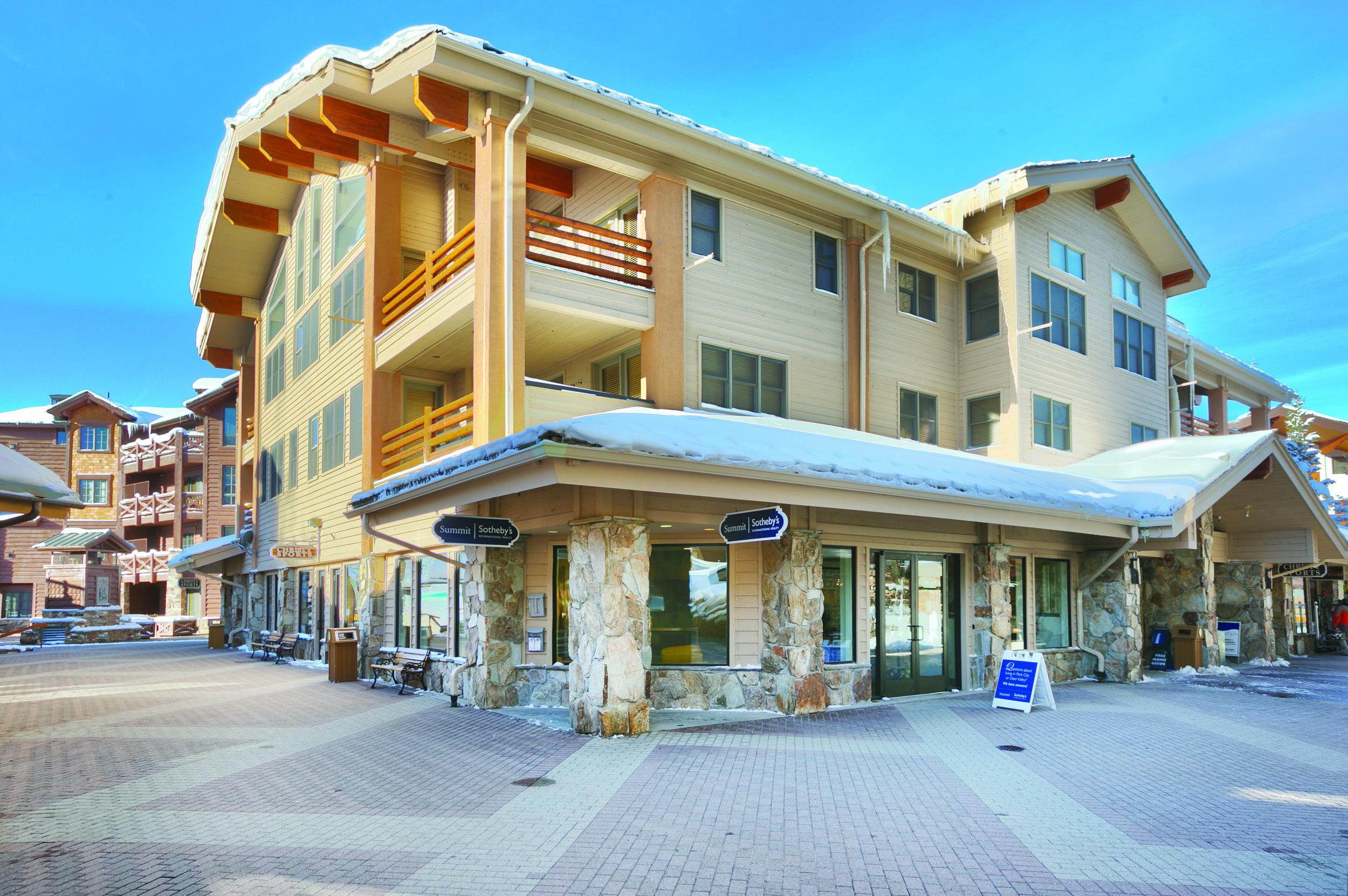 Deer Valley Resort - Mont Cervin Plaza #105Deer Valley, Utah 84060